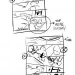 Recherche compo / Storyboard